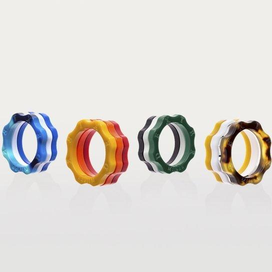 10 Combinazione anelli Dexter